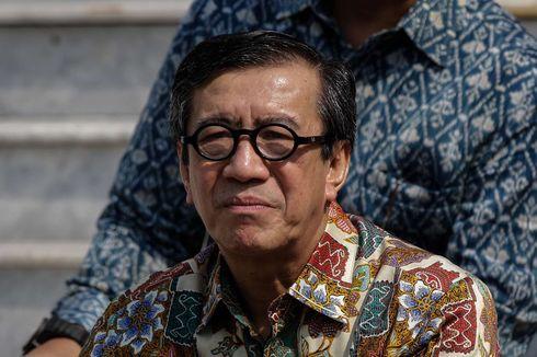 Meski Sejumlah UU Kontroversial, Jokowi Kembali Pilih Yasonna Jadi Menkumham karena Ini...