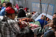 Ratusan Gempa Susulan, Warga di Maluku Menderita Pusing dan Mual