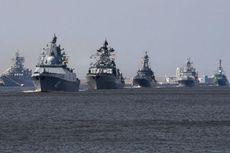 Perdana, Kapal Perang Rusia dan China Gelar Patroli Bersama di Pasifik