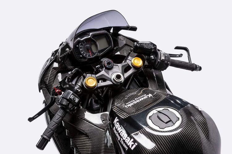 Kawasaki Ninja ZX-25R Racer Custom Model