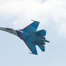 2 Jet Tempur Su-27 Rusia Cegat Pesawat Perancis di Laut Hitam