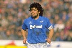 Napoli Akan Sematkan Maradona sebagai Nama Baru Stadion