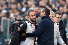Milan Vs Juventus, Sarri Akui Sering Bertengkar dengan Higuain