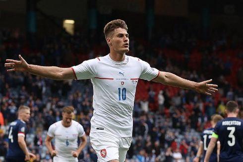 Tendangan Jarak Jauh Patrik Schick Jadi Gol Terbaik Euro 2020