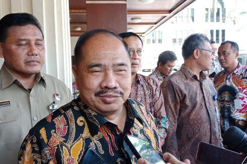 RSUP Persahabatan Ulang Tes Virus Corona Kepala PPATK Kiagus Ahmad Badaruddin