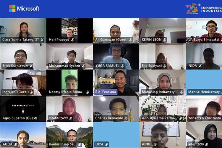 Microsoft Indonesia resmi memulai program Studi Independen Bersertifikat (SIB) Microsoft