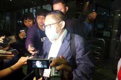 Diperiksa KPK, Anas Urbaningrum Bantah Terlibat dalam Kasus E-KTP