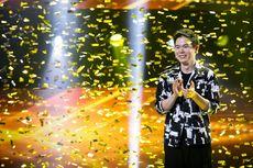 Pesulap Asal Taiwan Eric Chien Jadi Juara Asia's Got Talent