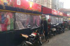 Lapak PKL di Cicadas, Bandung, Kini Tak Lagi Gelap dan Sempit