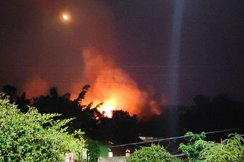 28 Rumah Adat di NTT Hangus Terbakar
