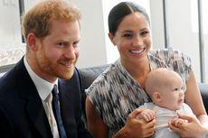 Sebulan Mundur dari Kerajaan Inggris, Harry-Meghan Muncul ke Publik
