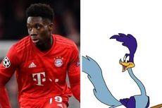 Bek Bayern Muenchen Senang Disamakan dengan Karakter Kartun Road Runner