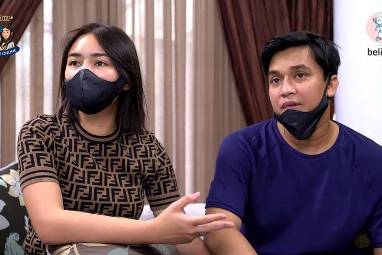Amanda Manopo dan Billy Syahputra menjelaskan perihal hubungan mereka yang sempat diisukan kandas