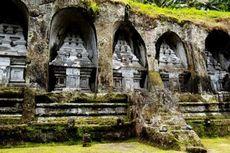 Gunung Kawi Ubud Bali, Persemayaman Abadi Raja Udayana