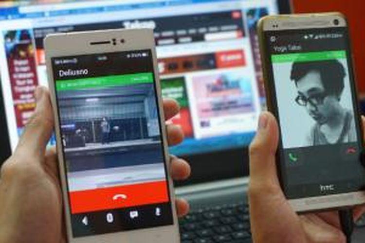 Aplikasi WhatsApp Call sudah bisa dicoba, namun terbatas untuk undangan