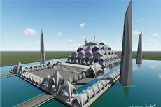 Pembangunan Masjid Al-Jabbar, Ikon Baru Jawa Barat Dilanjutkan