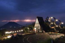 Rute Menuju Merbabu View & Cafe, Searah dengan Jalur Pendakian Merbabu via Cuntel
