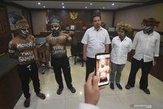 5 Aktivis Papua yang Kibarkan Bendera Bintang Kejora Bebas Setelah Jalani Vonis 9 Bulan Penjara