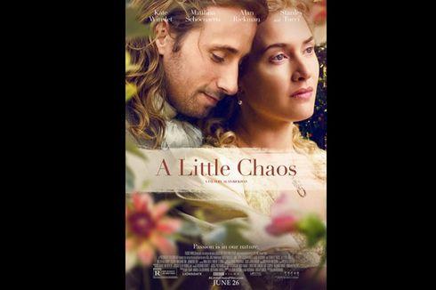 Sinopsis A Little Chaos, Kate Winslet Membangun Taman Versailles