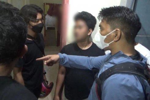 Pengantar Jenazah yang Rusak Mobil Warga di Makassar Ditangkap