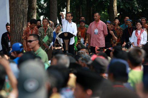 Pimpinan Ponpes Al-Ittihad Doakan Jokowi Panjang Umur dan Panjang Jabatan