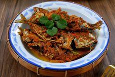 Resep Ikan Kembung Goreng Bumbu Rica dengan 3 Langkah Masak