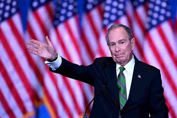 Mike Bloomberg To Spend 100 Million In Florida To Boost Joe Biden Halaman All Kompas Com