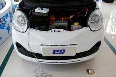 Merek Global Siap Serbu Pasar Mobil Listrik China