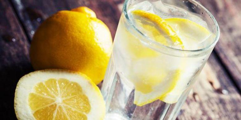 Resep Infused Water Lemon Dan Jeruk Nipis Untuk Dongkrak Imunitas Halaman All Kompas Com