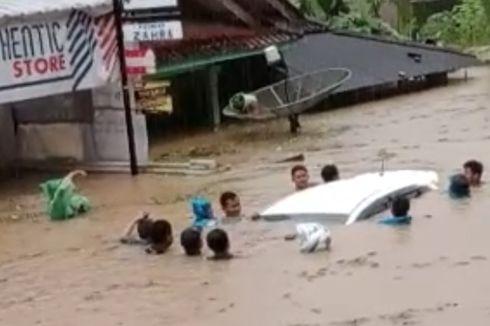 Longsor dan Banjir Terjang 11 Kecamatan di Tasikmalaya, 1 Orang Tewas