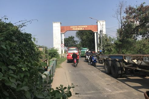 Pengumuman Hasil Pemilu 2019, Jalan Raya Gudang Peluru Ditutup