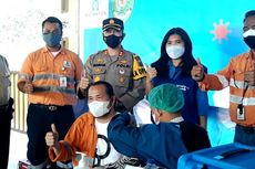 Jaga Lokasi Tambang Bebas Covid-19, PTAR Vaksinasi Seluruh Karyawan