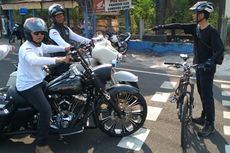 Polisi Juga Sempat Sangka Klub Harley-Davidson Arogan