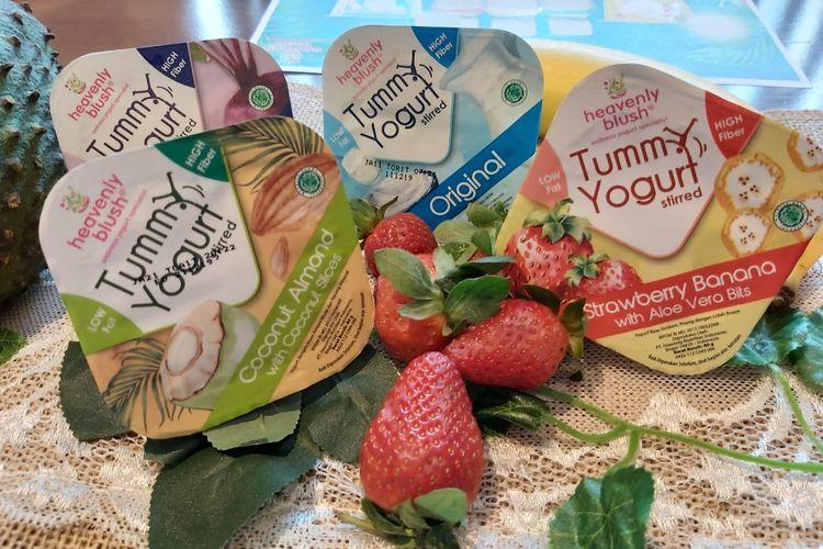 Kandungan Gula Dalam Minuman Yogurt