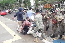 Kepala Satpol PP Minta Maaf 6 Mahasiswa Terluka Saat Demo di Kantor Bupati Bogor