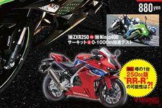 Lawan Ninja 4-Silinder, Honda Siapkan CBR250RR-R?