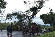 Puting Beliung Landa Dua Desa di Bondowoso, Mushala dan Rumah Rusak