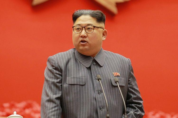 Presiden Korea Utara Kim Jong Un mengklaim negaranya telah pantas disebut sebagai negara berkekuatan nuklir.