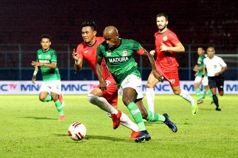 Persija Vs Madura United, Macan Kemayoran ke Final Piala Gubernur Jatim 2020