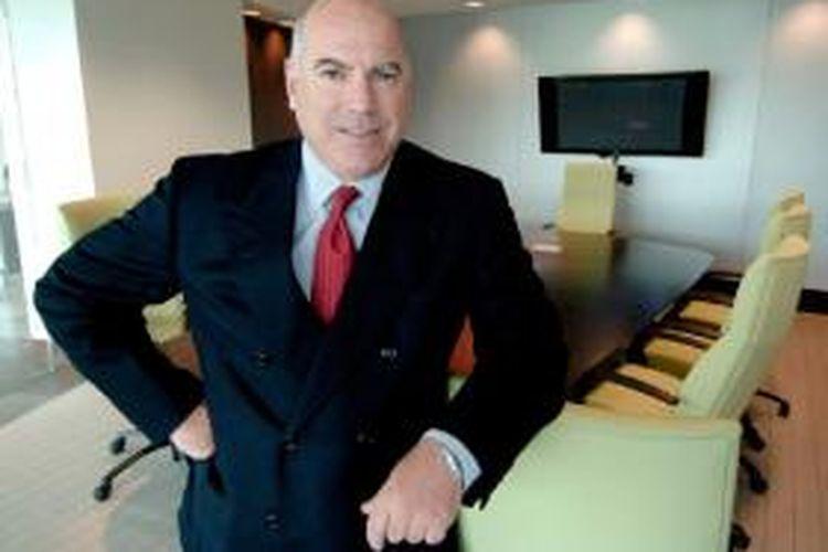 Chairman Hewlett-Packard, Ralph Whitworth