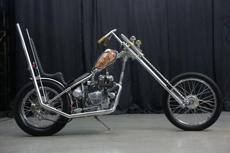 Binter Merzy Scandinavian Chopper