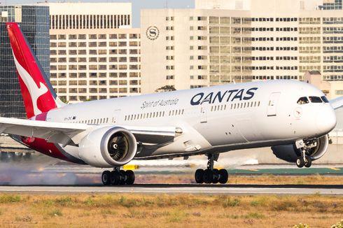 Qantas Uji Coba Penerbangan Langsung Terlama dari New York ke Sydney selama 19 Jam