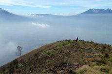 Izin Pendakian ke Gunung Guntur Semakin Diperketat