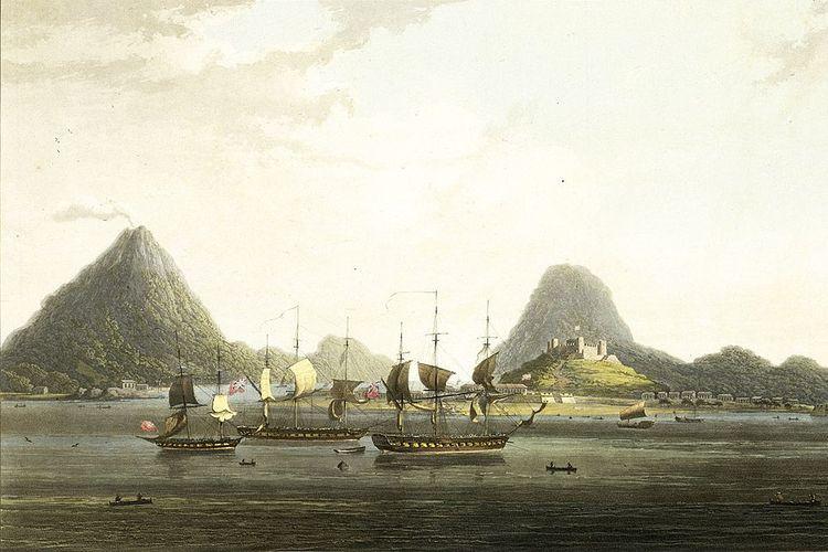 Kepulauan Maluku yang dijuluki sebagai The Spicy Island pada 1810.