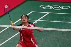Hasil Badminton Olimpiade Tokyo - Impresif, Gregoria Kalahkan Wakil Myanmar