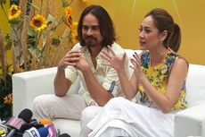Bunga Citra Lestari dan Ashraf Sinclair Selalu Sama-sama Bangun Pagi