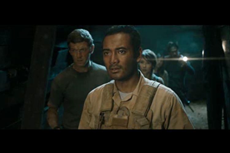 Aktor Aryo Bayu dalam film Dead Mine (2012).