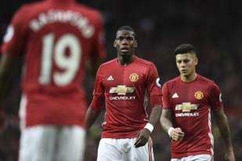 Sir Alex Ferguson, Sosok Berjasa bagi Karier Pogba
