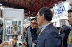 Lirik Pasar Kuliner RI, Korea Selatan Kejar Sertifikat Halal