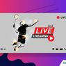 Link Live Streaming PBSI Home Tournament Tunggal Putra, Jojo dan Anthony Tampil